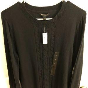 NWT black Banana Republic Sweater